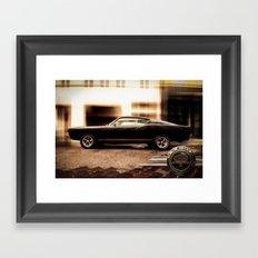 Ford Torino GT 380 Framed Art Print