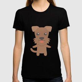 Irish Terrier Gift Idea T-shirt