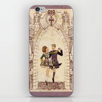ireland iPhone & iPod Skins featuring Ireland by Tina Schofield