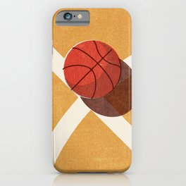 BALLS / Basketball (Indoor) iPhone Case