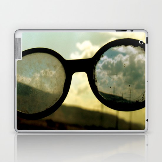 Seeing Clearly Laptop & iPad Skin