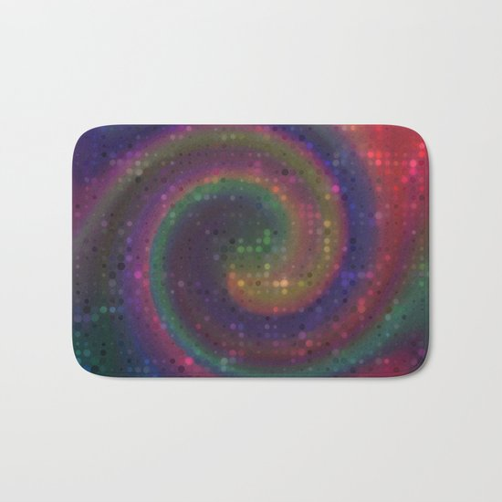 Far Out! Bath Mat