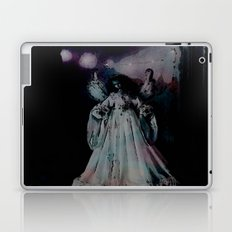 Angels in the night Laptop & iPad Skin