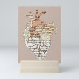 Sound Of My Heart Mini Art Print