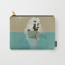 we are pirates too Carry-All Pouch