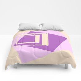 Squaroids 1 Comforters
