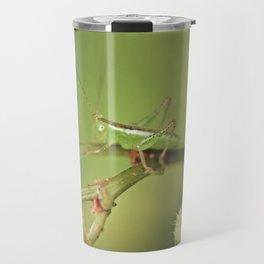 Grasshopper Travel Mug