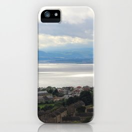 Sun on the Water iPhone Case