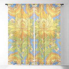 Apex Sheer Curtain