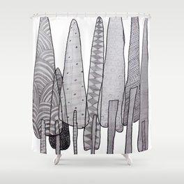 La Foret Shower Curtain