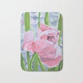 Tulip garden 2 Bath Mat
