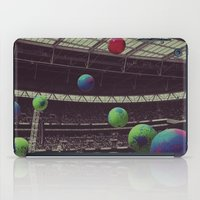 coldplay iPad Cases featuring Coldplay at Wembley by Efua Boakye