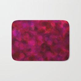 Purple Grape, Dragon Fruit, & Berry Dots Bath Mat