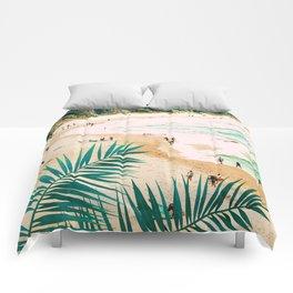 Beach Weekend #digitalart #nature Comforters