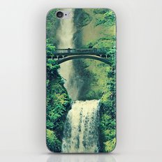 Multnomah Waterfall iPhone & iPod Skin