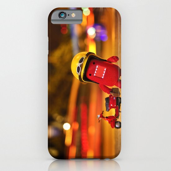 In The City iPhone & iPod Case