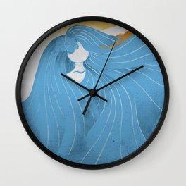 Waterways Wall Clock
