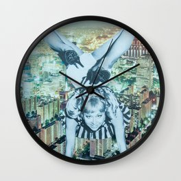 Creature of the NIght Wall Clock