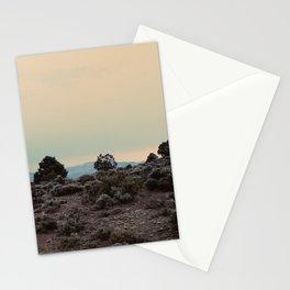 NEVADA SUNSET Stationery Cards