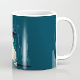 My Neighbor Snorlax Coffee Mug