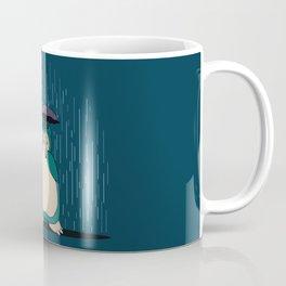 My Neighbor Snorlax Coffee Mug