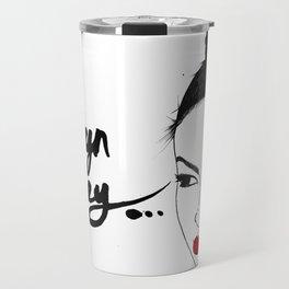 LAURYN CHENEY COLLECTION Travel Mug