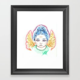 Niece Framed Art Print