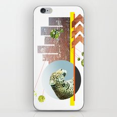 Urban Jungle #3 iPhone & iPod Skin
