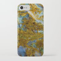 tie dye iPhone & iPod Cases featuring Tie Dye by Ian Bevington