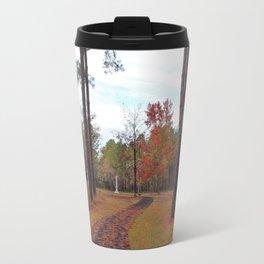 Autumn At The Battlefield Travel Mug