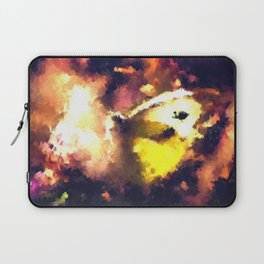 Impressions of Butterfly Laptop Sleeve