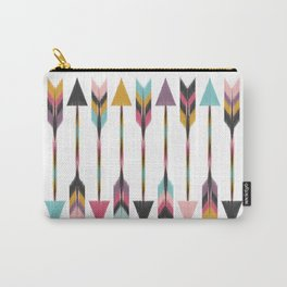 Bohemian Arrows Carry-All Pouch