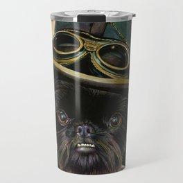 Sir Cornelius Kirby (steampunk) Travel Mug