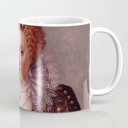 Portrait of Queen Elizabeth I Coffee Mug