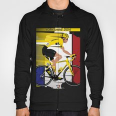 Grand Depart Yorkshire Tour De France  Hoody