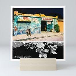 Parqueadero Mini Art Print