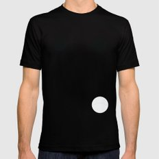 Baymax SMALL Mens Fitted Tee Black
