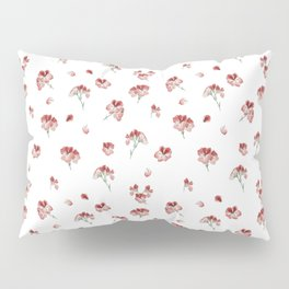 geranium flowers Pillow Sham