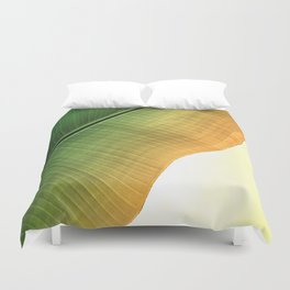 Leaf Duvet Cover