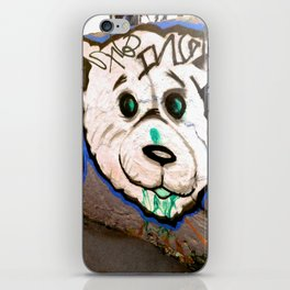 Doggy on the Wally iPhone Skin