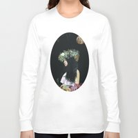 serenity Long Sleeve T-shirts featuring Serenity by Melissa Hartley