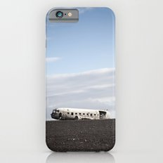 Iceland Plane Wreckage Slim Case iPhone 6s