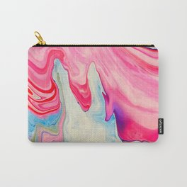 Crystal Mountain Carry-All Pouch