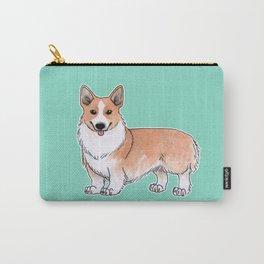 Pembroke Welsh Corgi dog Carry-All Pouch