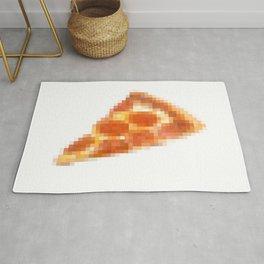 Pixel Pizza Rug