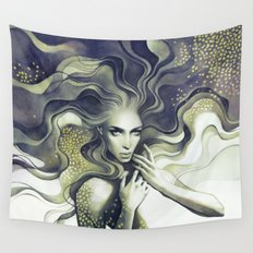 Mine Wall Tapestry