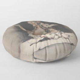 Sage Ritual Floor Pillow