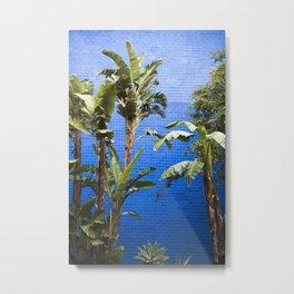 Pop Art Tropicals Metal Print