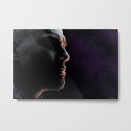 The Salamanca Brothers - The Cousins - Better Call Saul Metal Print