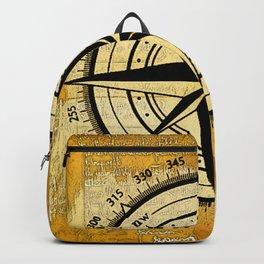 Golden compass Backpack
